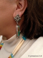 Jewels of turquoise&beads