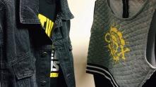 OXDX 's clothing rack.